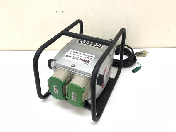 EXEN/エクセン マイクロ耐水インバータ HC113B