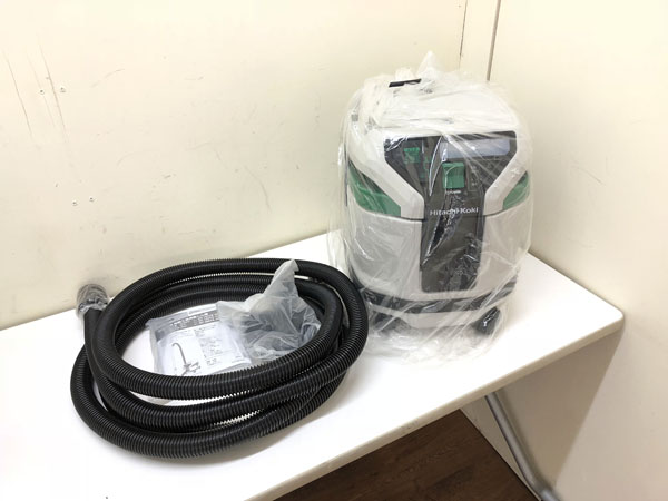 HITACH/日立工機 電動工具用集じん機買取しました!