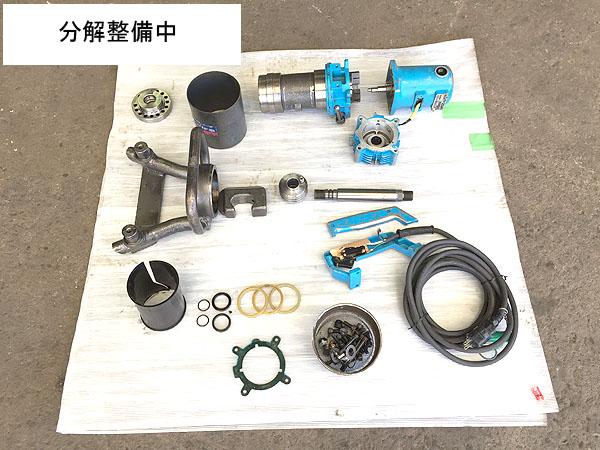 Ogura/オグラB ポータブルベンダー 電動油圧ベンダーHBB-32詳細画像4