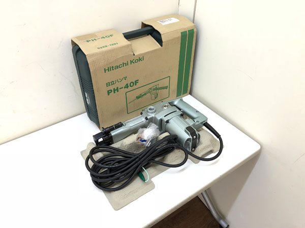 HITACHI/日立工機 電動ハンマ PH-40F