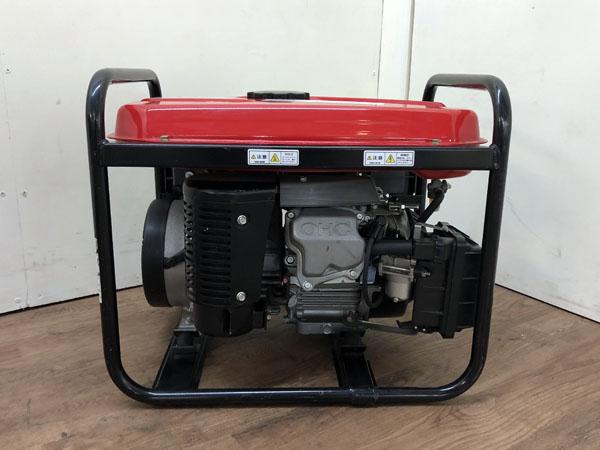 shindaiwa/新ダイワ/やまびこ2.6kVAガソリンエンジン発電機EGR2600-SB詳細画像3