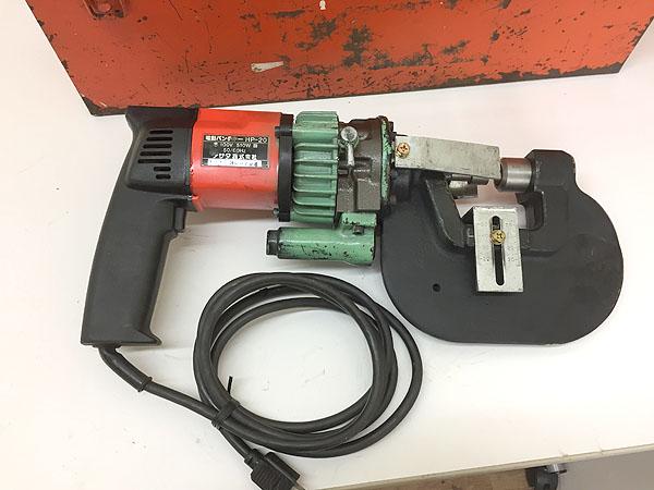 Asada/アサダ電動油圧式パンチャーHP-20詳細画像2