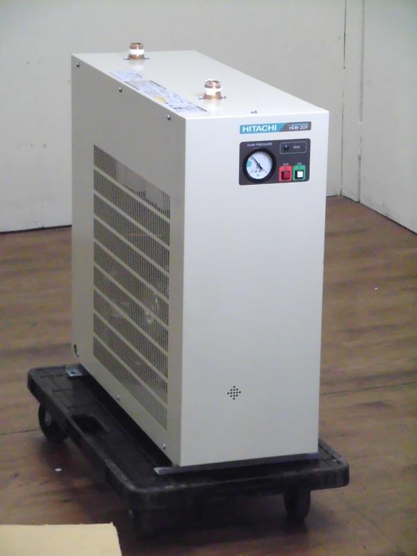 HITACHI/日立 冷凍式エアードライヤー 単相200V HDB-20F