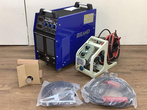 中古CO2/MAG 半自動溶接機 インバーター制御 三相200V買取いたしました