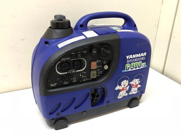 YANMAR/ヤンマー インバーター発電機 G900iS
