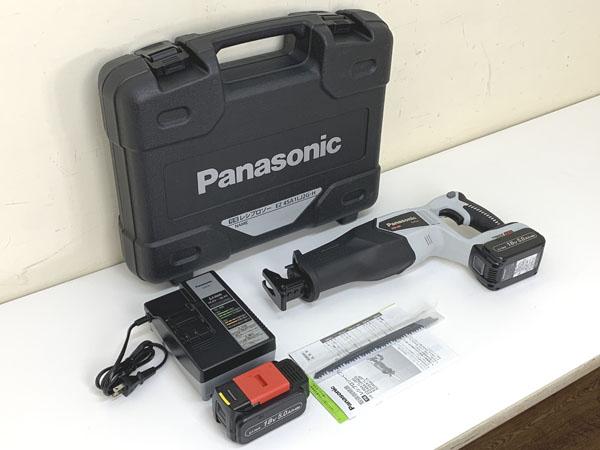 Panasonic/パナソニック 18V 充電レシプロソー買取しました!