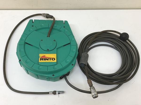 saga/嵯峨電気工業 10m エアーホースリール買取しました!