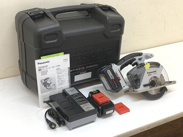 Panasonic/パナソニック18V 充電パワーカッター135EZ45A2LS2G-H