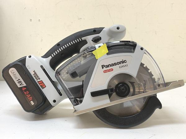 Panasonic/パナソニック18V 充電パワーカッター135EZ45A2LS2G-H詳細画像2