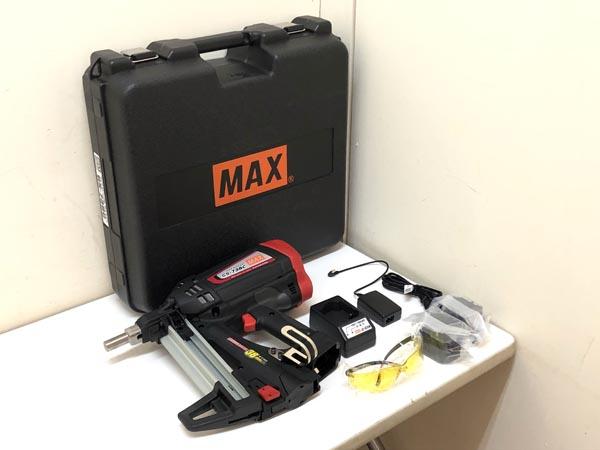 MAX/マックス 38mm ガスネイラ GS-738C