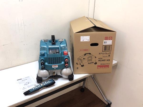makita/マキタ エアコンプレッサー買取しました!