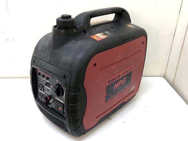 WAKITA/ワキタ 1.6kVA インバーター発電機買取しました!