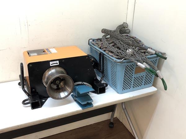 SONE/曽根ケーブル入線用ウィンチCW2500