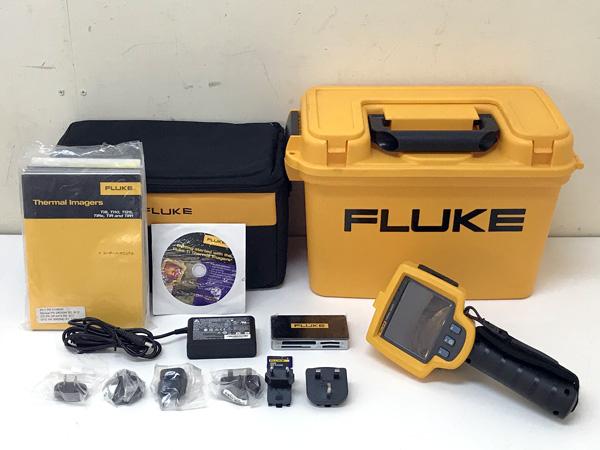 FLUKE/フルークサーモグラフィーTi10