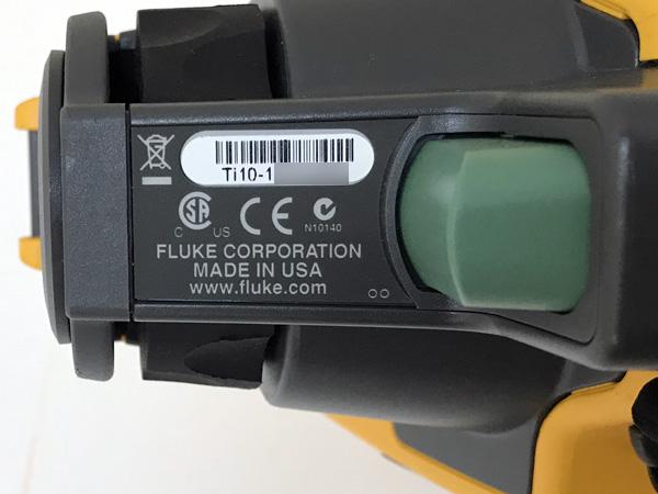FLUKE/フルークサーモグラフィーTi10詳細画像5