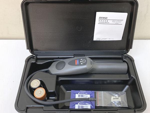 DENSO/デンソー ハロゲンガスリークテスター カーエアコンガス漏れ検出器買取しました!