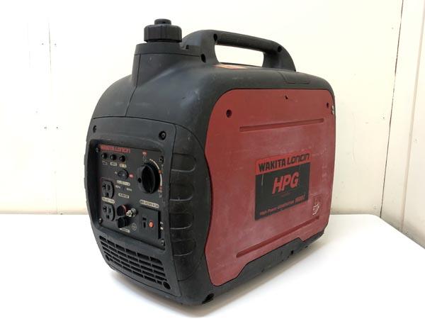 WAKITA/ワキタ 1.6kVA インバーター発電機  HPG 1600i