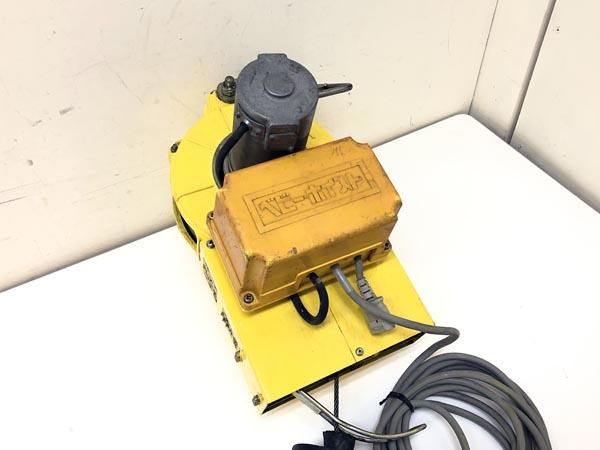 トーヨーコーケン160kg電動ホイスト ベビーホイストBH-400詳細画像2