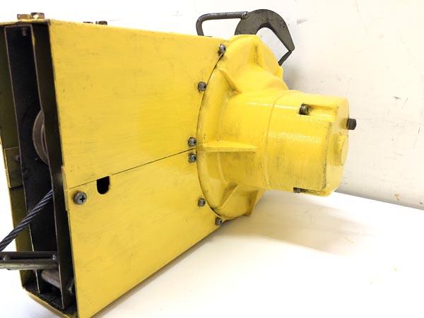 トーヨーコーケン160kg電動ホイスト ベビーホイストBH-400詳細画像3