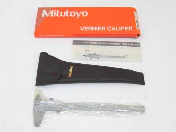 ミツトヨ 標準ノギス 200mm買取しました!