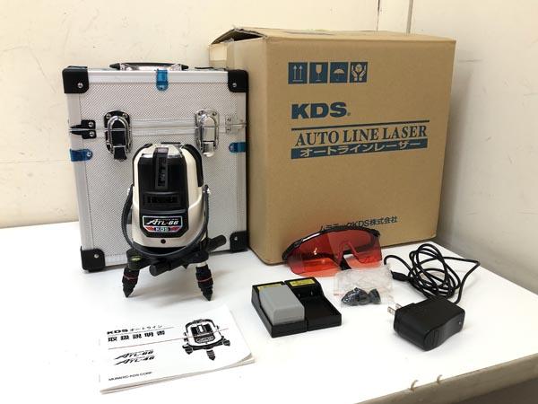 KDS/ムラテック レーザー墨出し器買取しました!