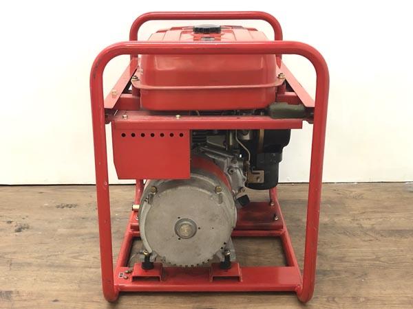 shindaiwa/新ダイワ4.1kVA 3相200V ガソリンエンジン発電機EG41T詳細画像3