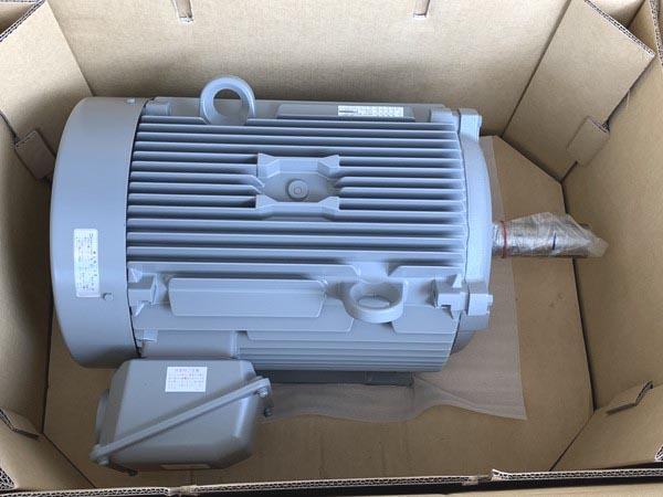 HITACHI/日立産機システム15kW 20馬力 全閉外扇型モーター 屋外型ザ・モートルNeo100 Premium TFOA-LKK 4P 15kW