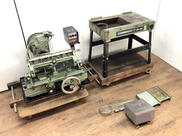 日立工機/HITACHI 自動研磨機 注水ポンプ GK150F/UP20