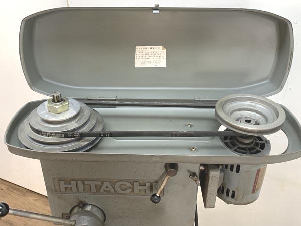 HITACHI/日立工機23mm 400W 卓上ボール盤 角テーブル 200VDE-4300詳細画像2