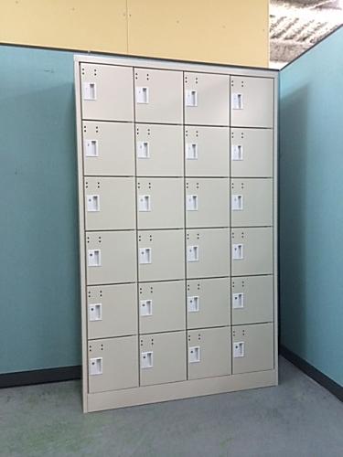 mugendou 24人用ロッカー 【アウトレット|オフィス家具|ロッカー】