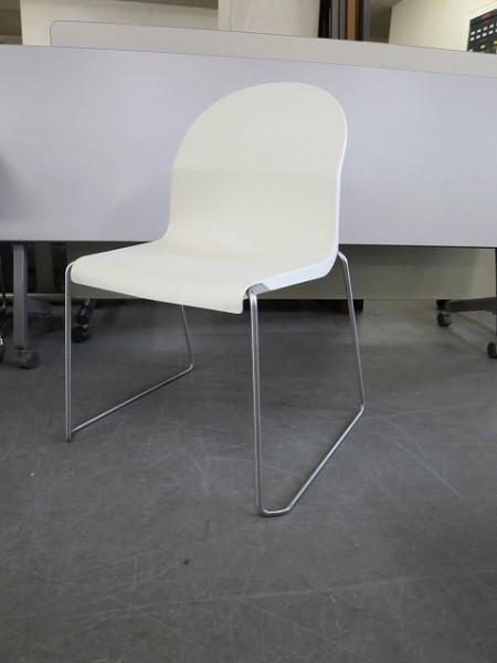 MAGISU(マジス) アイダチェア4脚セット 中古|オフィス家具|ミーティングチェア