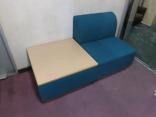 コクヨ ロビーチェア2点セット 中古 オフィス家具 ミーティングチェア その他オフィス家具