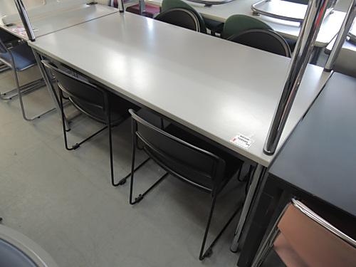 ウチダ ミーティングテーブル 中古|オフィス家具|ミーティングテーブル