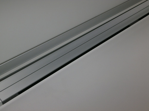 コクヨ5500フリーアドレスデスク2000000004232搬入注意 アクリルデスクパネル W2400板x2 独立テーブル(W1400xD700xH720)詳細画像4