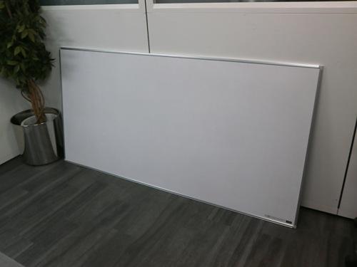 ウチダ 1800壁掛ホワイトボード 中古|オフィス家具|ホワイトボード