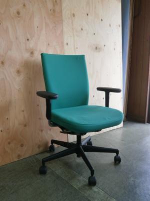 ヴィトラ 肘付アクセスプラスチェア 中古|オフィス家具|事務イス
