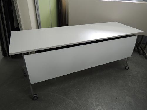 イトーキ リリッシュスタックテーブル 中古 オフィス家具 サイドスタックテーブル
