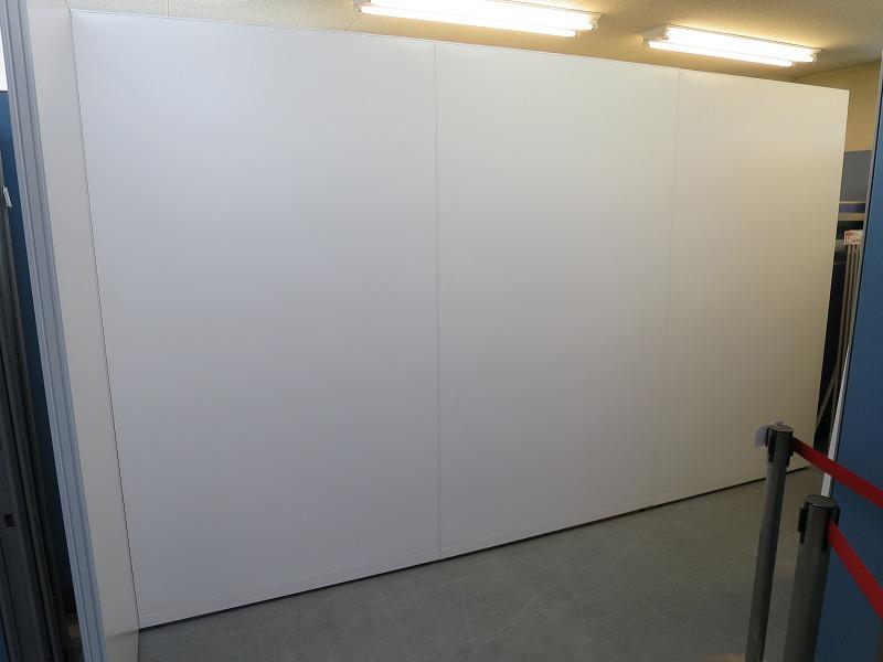 イトーキ 4連L型パーテーション 中古|オフィス家具|パーテーション|連結
