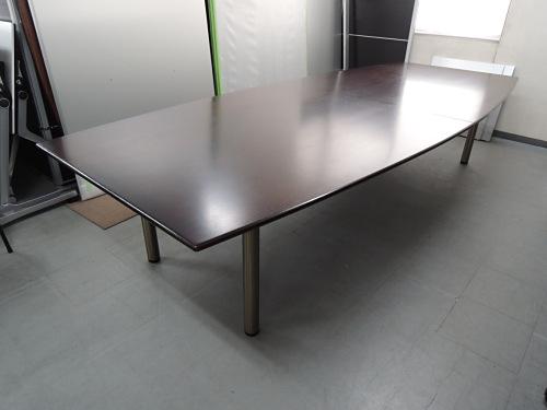 コクヨ 役員ミーティングテーブル 中古|オフィス家具|ミーティングテーブル