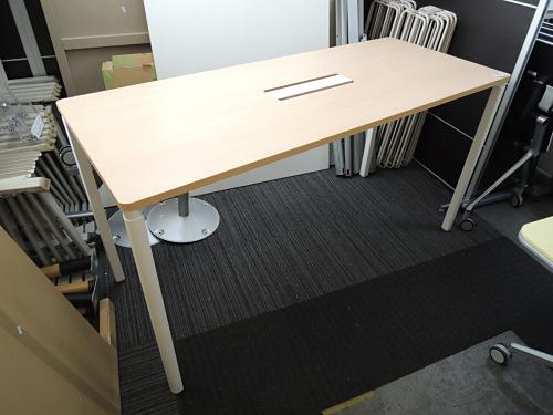UCHIDA コモンズハイテーブル 中古|オフィス家具|ミーティングテーブル