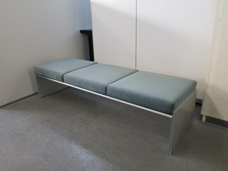Cassina ixc(カッシーナ イクスシー) エアフレーム3人掛けベンチ AIR FRAME3001 中古|オフィス家具|応接|デザイナーズ