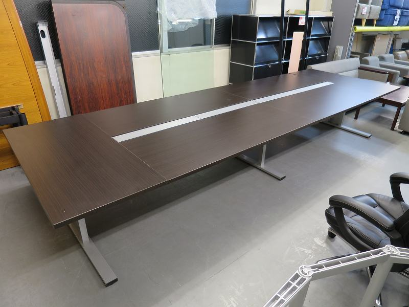 ミーティングテーブル 中古|オフィス家具|役員|ミーティングテーブル