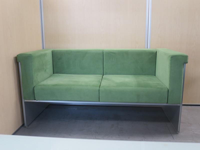 Cassina ixc(カッシーナ イクスシー) エアフレーム 2人掛けソファ AIR FRAME3001 中古|オフィス家具|応接セット|デザイナーズ