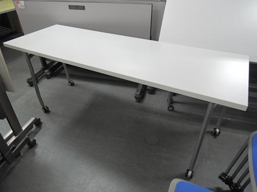 イトーキ ラーリブレスタックテーブル 中古|オフィス家具|ミーティングテーブル
