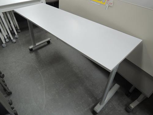 アイリスチトセ サイドスタックテーブル 中古|オフィス家具|ミーティングテーブル