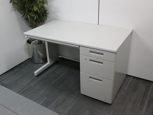 コクヨ 1200片袖デスク 中古 オフィス家具 事務机