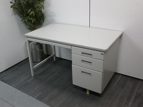 トヨスチール 1200片袖デスク 中古 オフィス家具 事務机