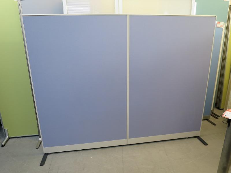 イトーキ 2連自立パーテーション 中古|オフィス家具|パーテーション|自立式
