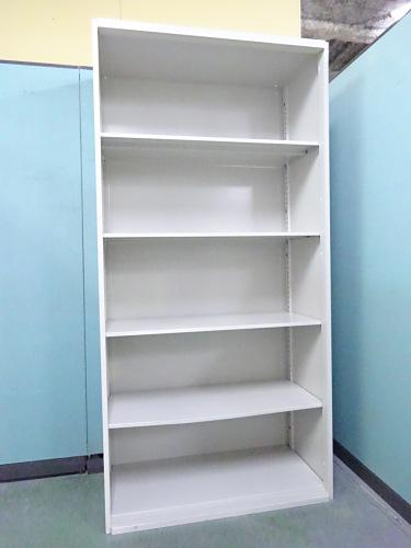 オカムラ オープン書庫 中古|オフィス家具|書庫