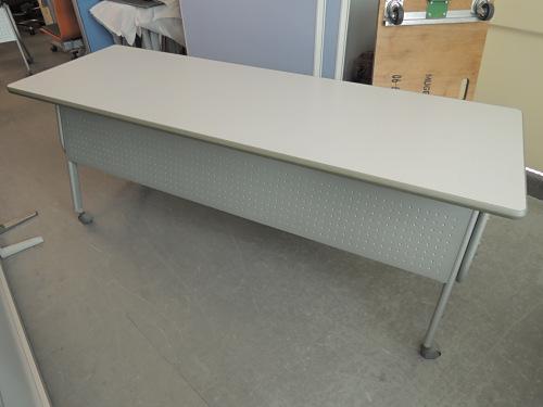 ウチダ 平行スタックテーブル 中古|オフィス家具|ミーティングテーブル